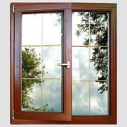 Фото окон от компании Деревянные окна